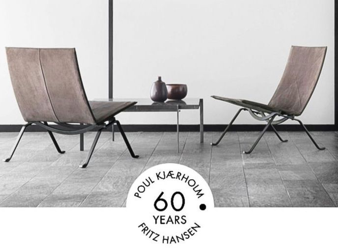 Poul Kjaerholm 60th Anniversary Special Edition
