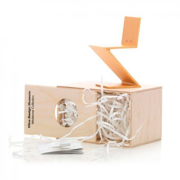 Miniatures Rietveld Collection - Vitra