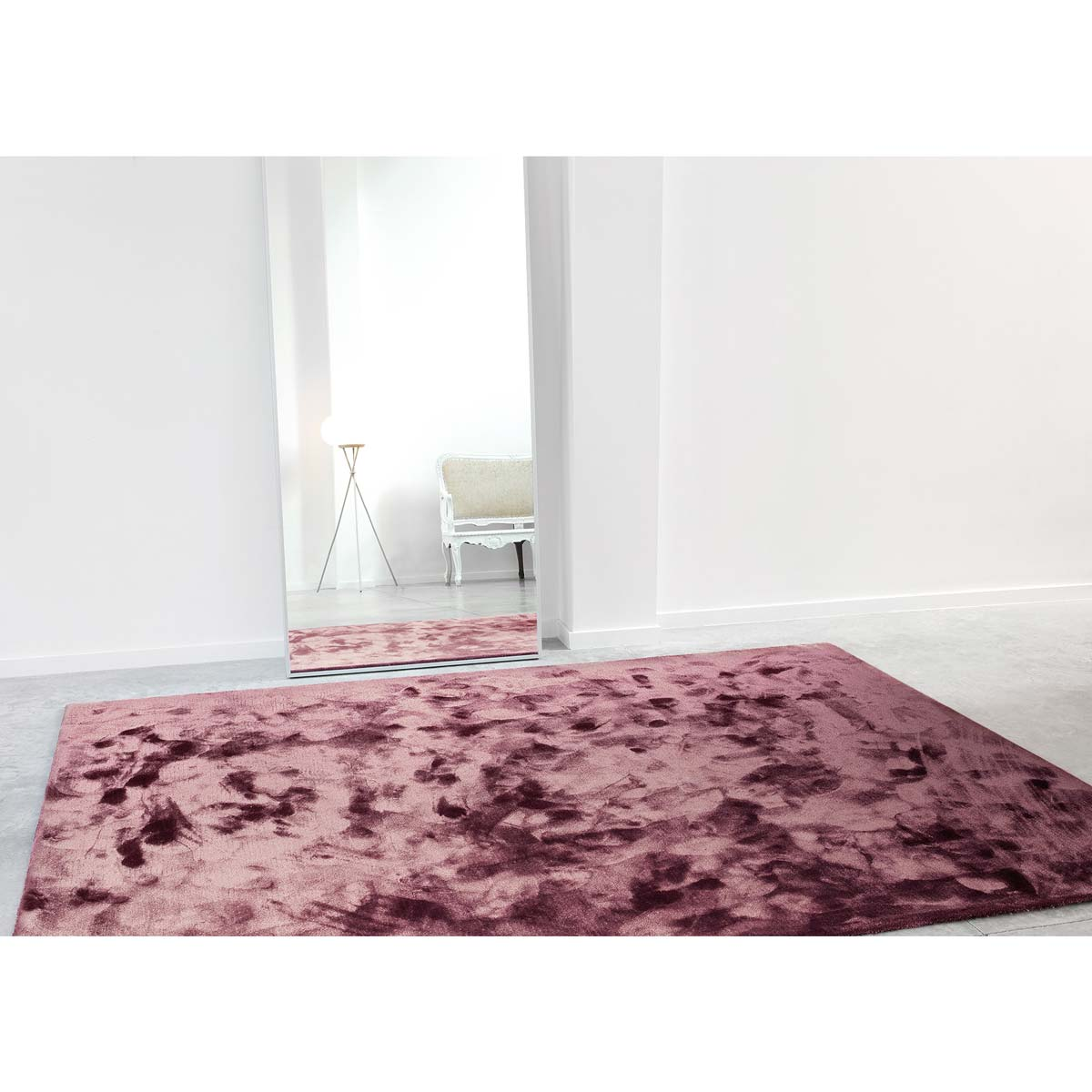 Astral Rug Ruby Wine - Edizione limitata