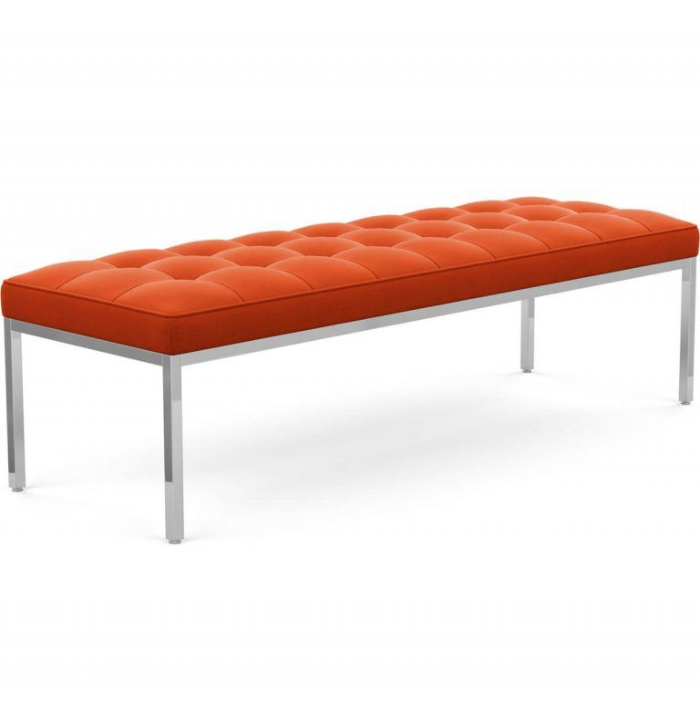 Florence Relax 3 seater bench - Knoll