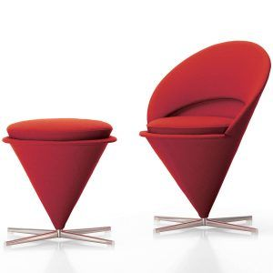 Cone Chair & Stool Chair - Vitra