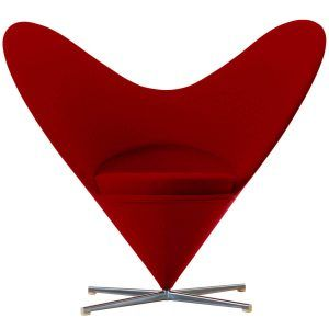 Heart Cone Chair Chair - Vitra