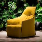 Santa Monica Lounge Chair - Poliform