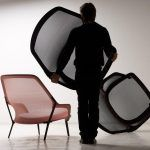 Butaca Slow Chair & Ottoman - Vitra