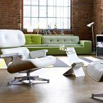 Armchair Eames Lounge Chair by Charles and Ray Eames edited by Vitra