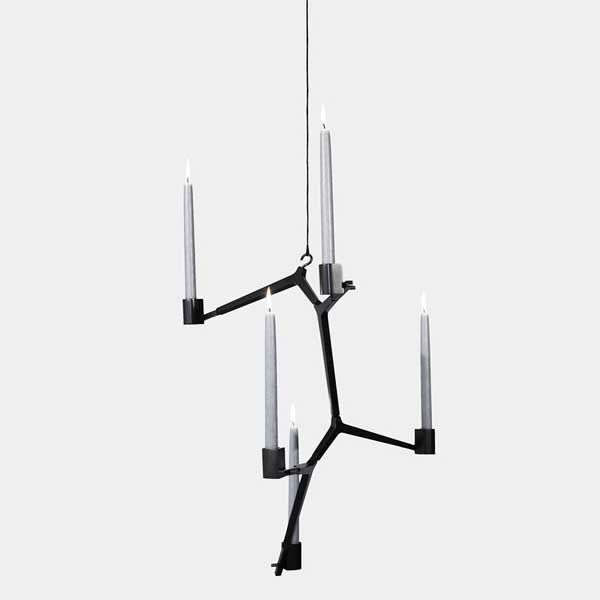 Candelabro Agnes 5 - Roll & Hill