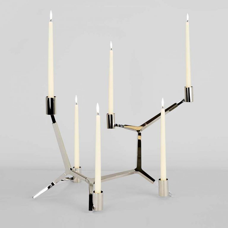 Candelabro Agnes 6 - Roll & Hill