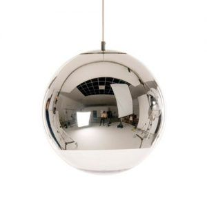 Lamp Mirror Ball - Tom Dixon