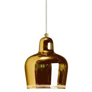 Suspended lamp A330S Brass - Artek (copy)