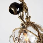 Knotty Bubbles Lamp 6 - Roll & Hill