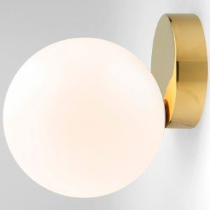 Tip of the Tongue Brass Lamp - Michael Anastassiades (copy)