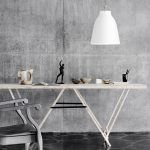 Suspended Caravaggio Lamp by Cecilie Manz edited by Lightyears