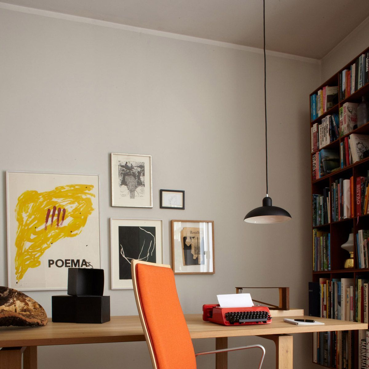 Kaiser Idell 6631P lamp by Christian Dell edited by Light Years