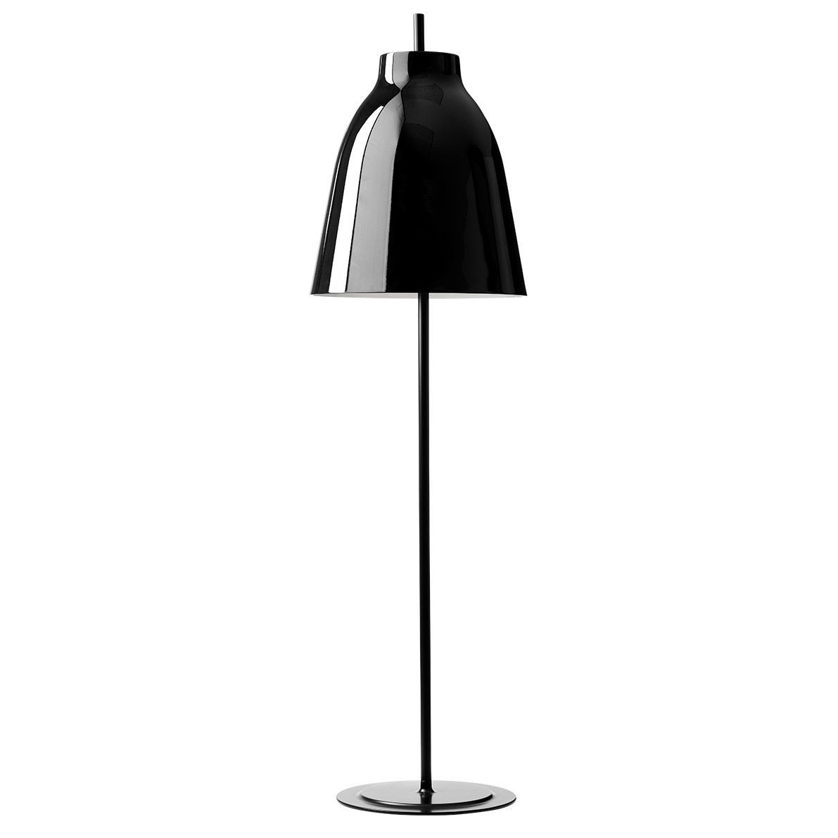 Caravaggio black lamp by Cecilie Manz edited by LightYears