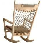 Rocking chair pp124 - PP Møbler