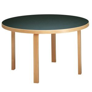Table 91 Birch Linoleum - Artek