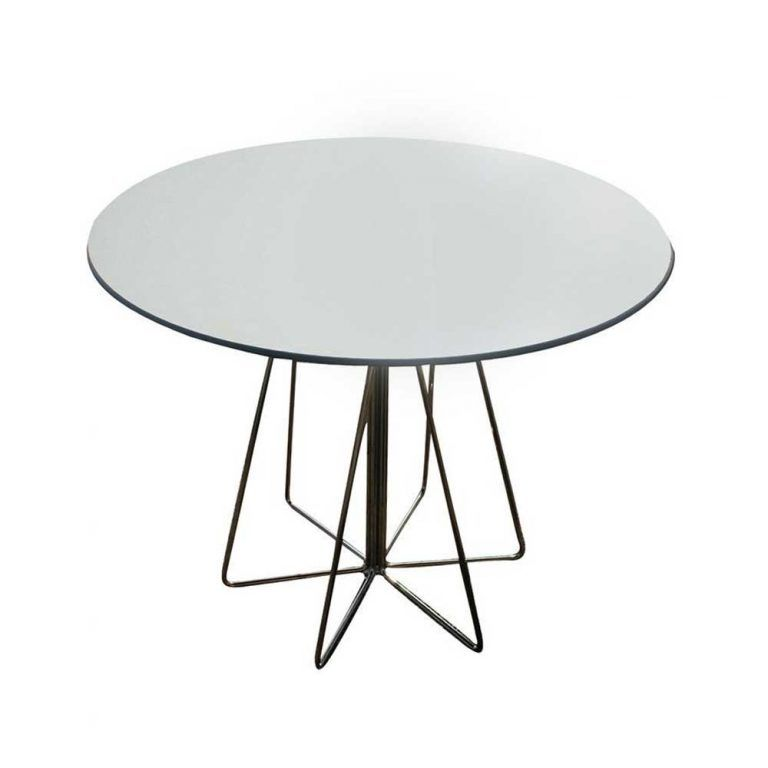 Paperclip table ext 120 cm - Knoll