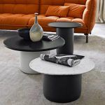 Button side table - B&B Italia