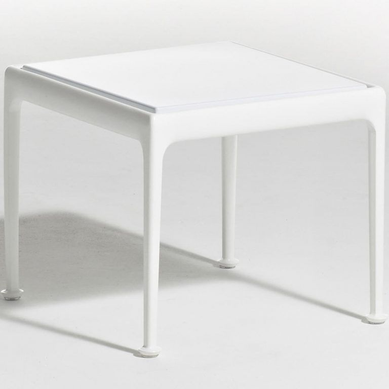 Coffee table 1966 White - Knoll (copy)
