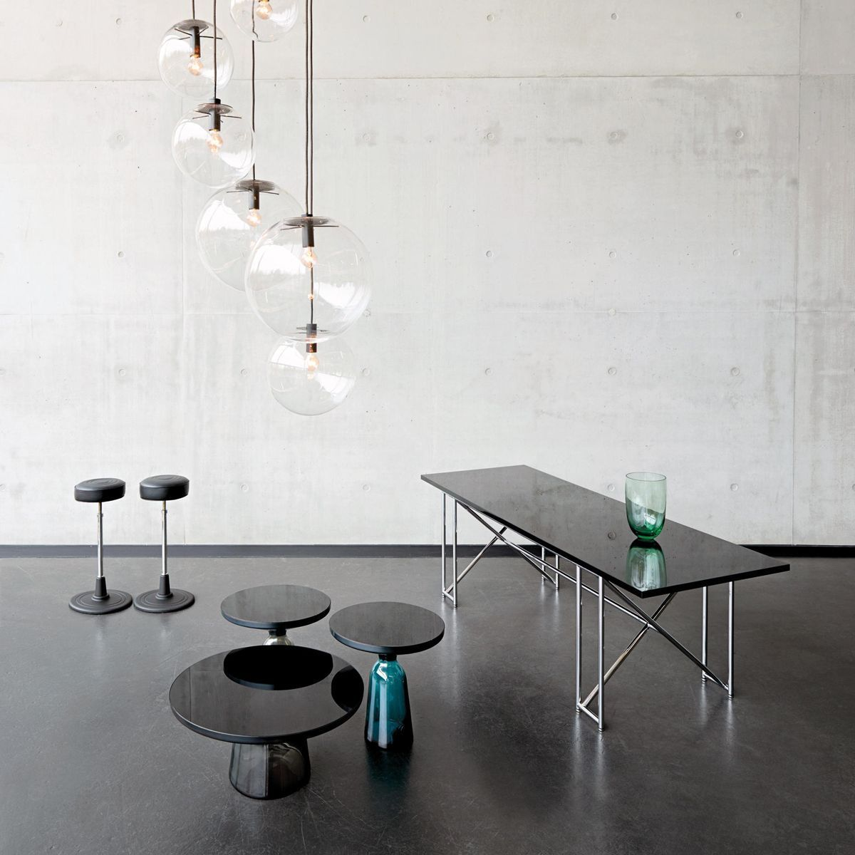Table basse Black Bell - Classicon