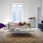Florence 120 coffee table - Knoll
