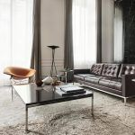 Florence 120 center table - Knoll