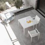 1966 square table - Knoll