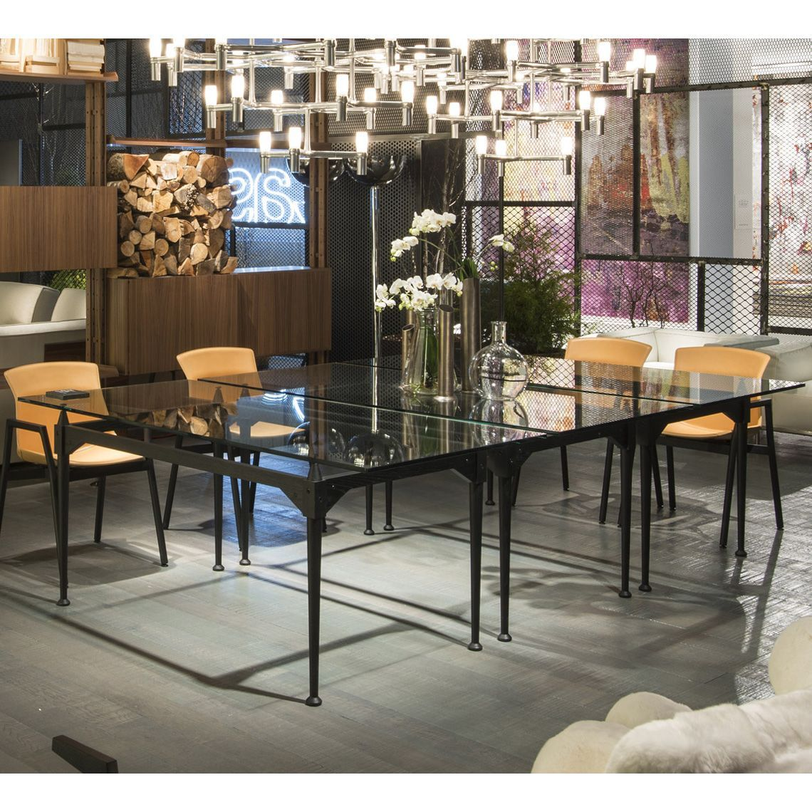 Table rectangulaire TL3 - Cassina