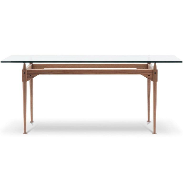 Mesa rectangular TL3 Nogal - Cassina (copia)