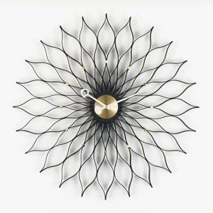 Sunflower Clock Clock - Vitra
