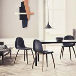 Chair 3D wood - Gubi