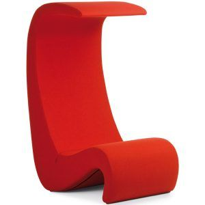Amoebe Highback Chair - Vitra