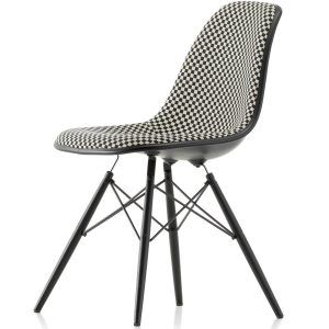 Padded chair Eames DSW - Vitra