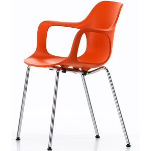 Chair HAL Armchair Tube Stackable - Vitra