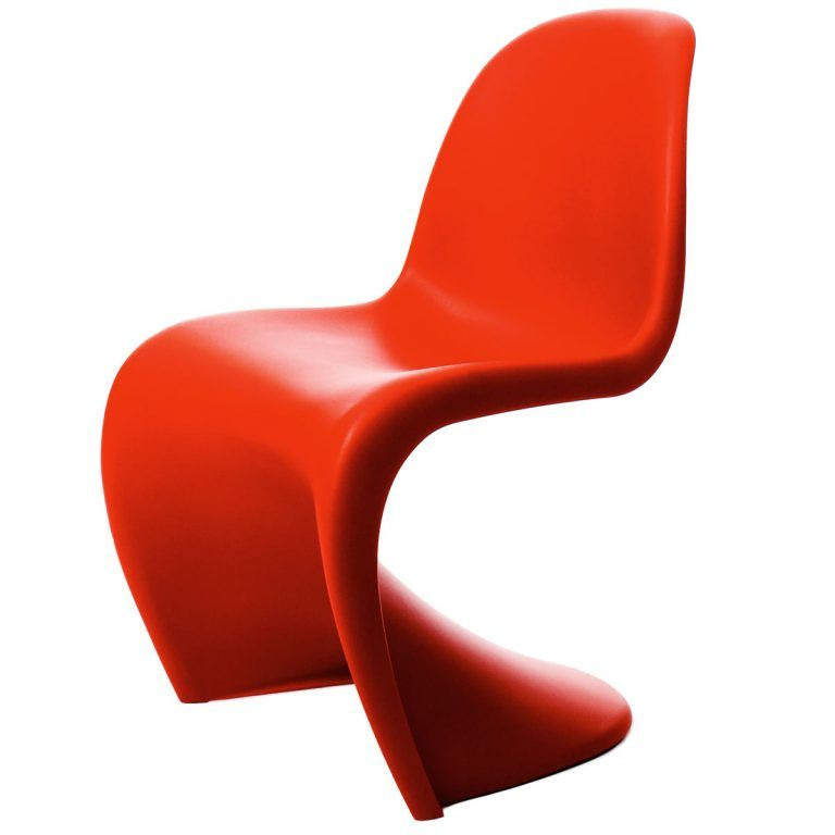 Red Panton Chair - Vitra (copy)