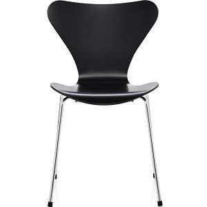 Chair Series 7 Lacquered black - Fritz Hansen