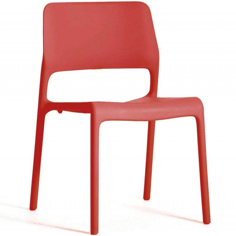 Red Spark chair - Knoll
