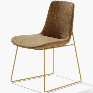 Silla Ventura Metal - Poliform