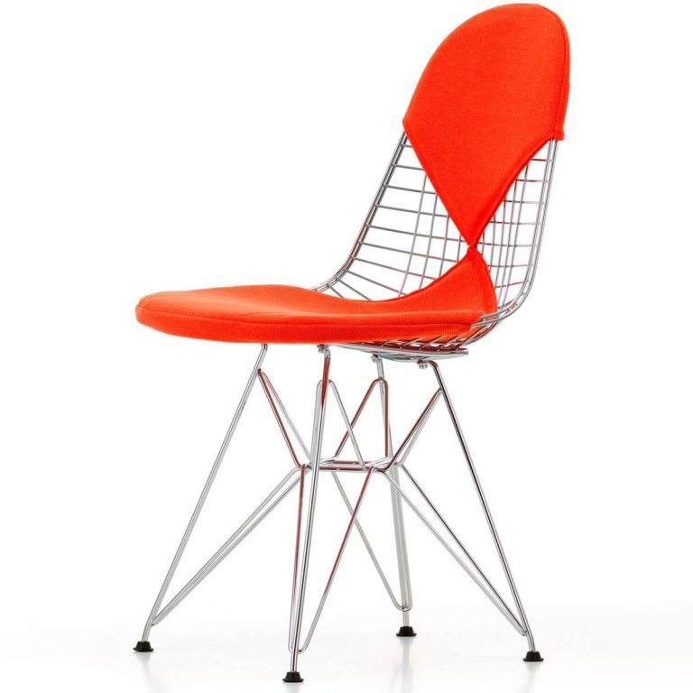 Silla Wire Chair DKR 2 - Vitra
