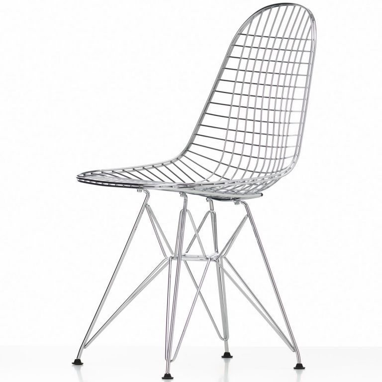 Silla Wire Chair DKR - Vitra