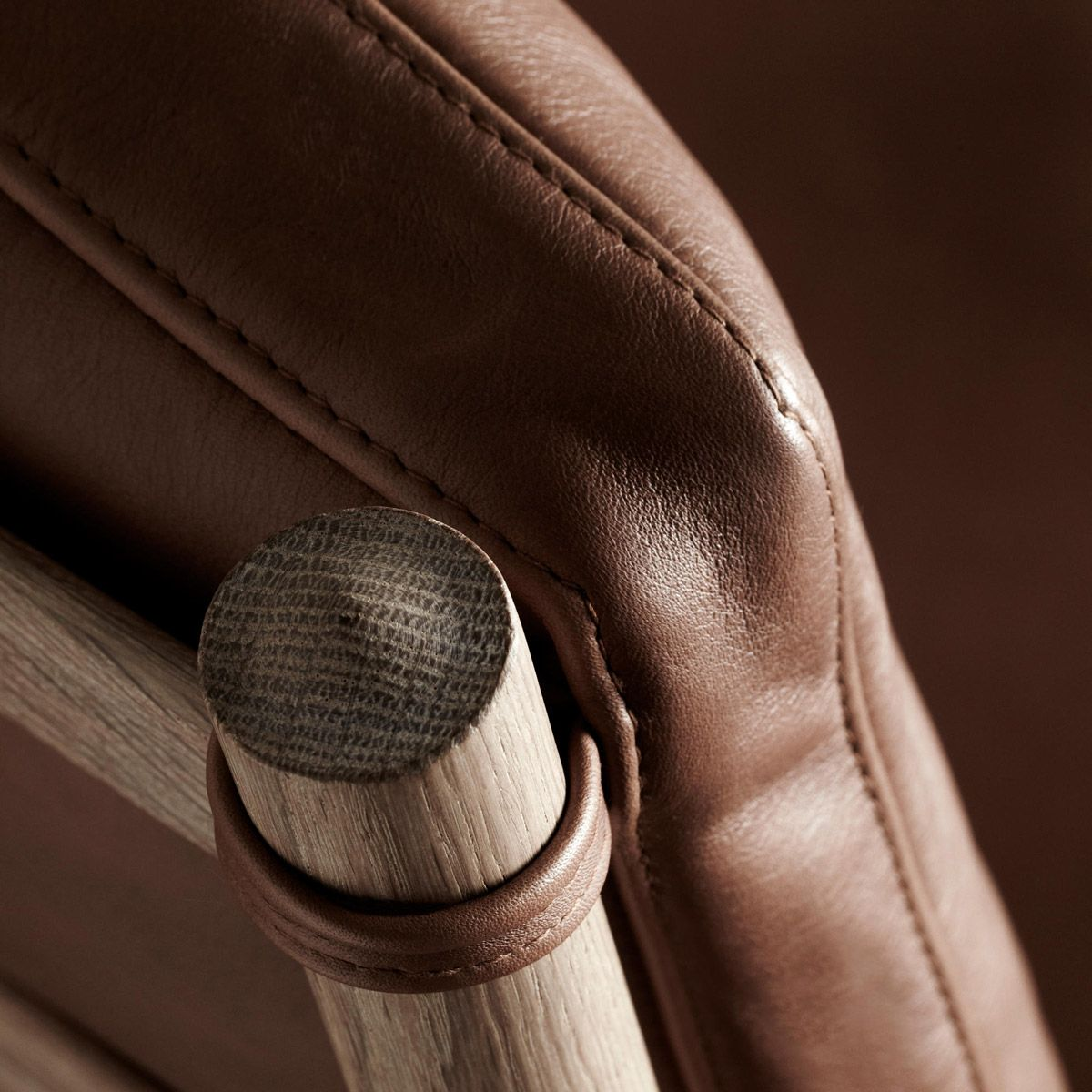 OW149 Colonial chair by Ole Wanscher edited by Carl Hansen & Son