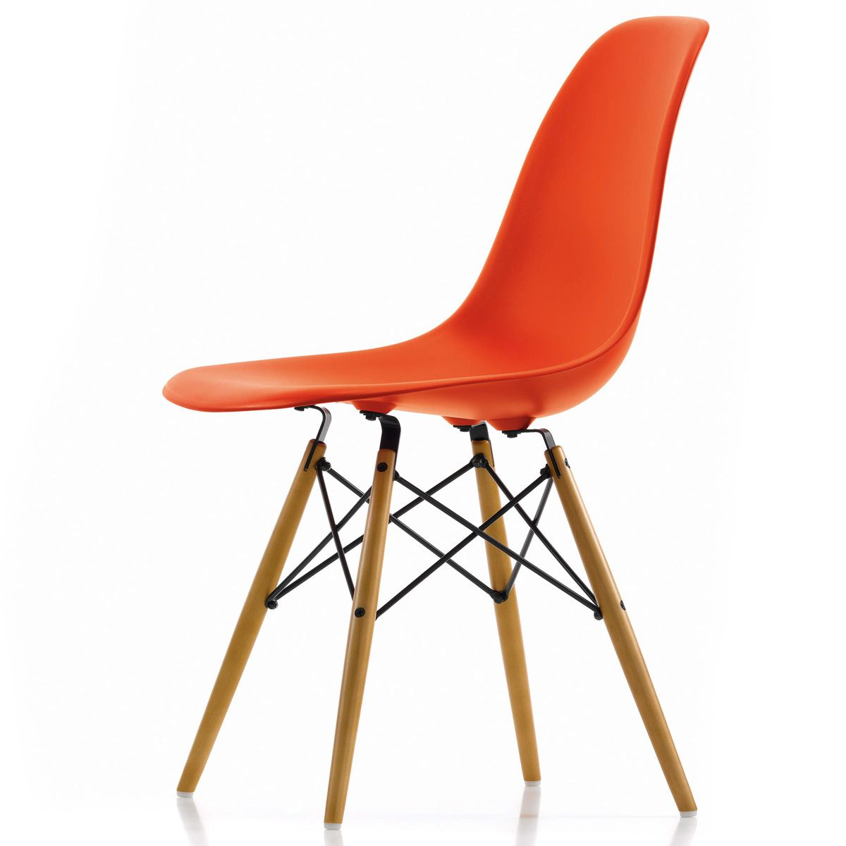 Chair Eames Plastic DSW by Charles and Ray Eames edited by Vitra