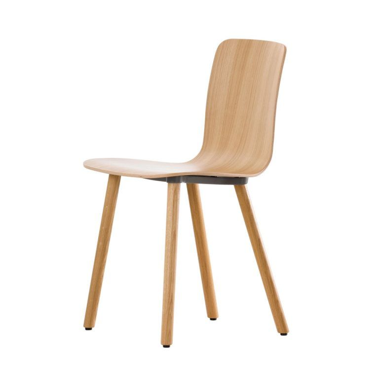 HAL Ply Wood Chair - Vitra