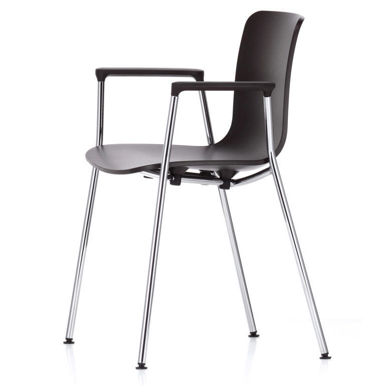 HAL Tube chair with arms- Vitra
