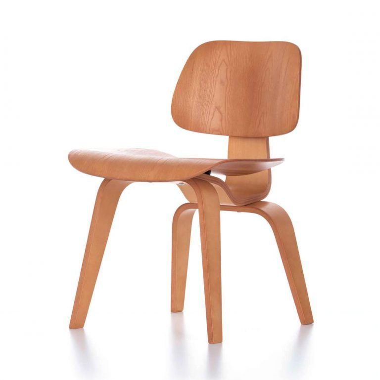 Plywood Group Chair DCW - Vitra