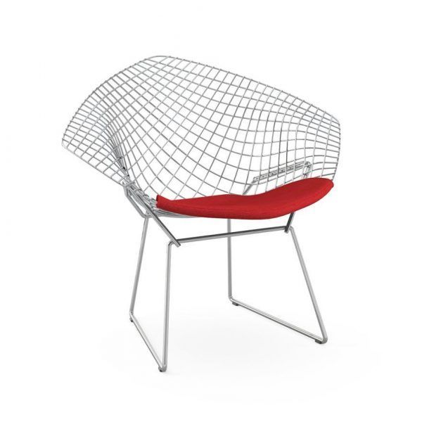 Armchair Diamond By Knoll Online Store Naharro Showroom