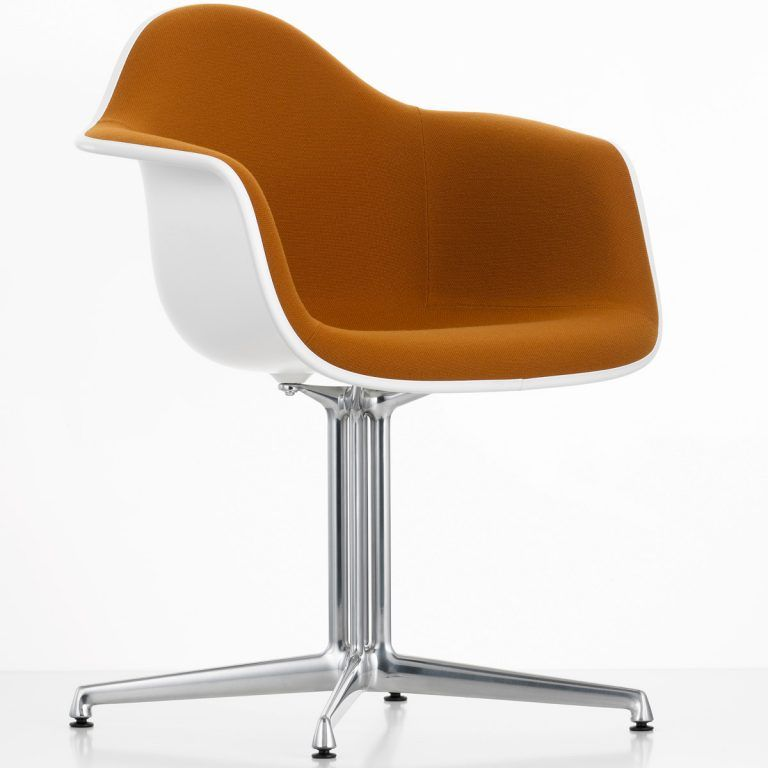 Chair Eames Plastic Chair DAL Upholstered - Vitra