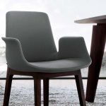 Sillon Ventura madera - Poliform