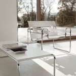 Wassily armchair by Marcel Breuer - Knoll