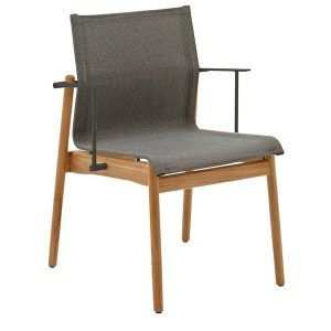 Sway teak chair - Gloster